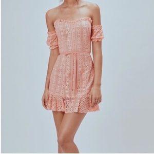 Brand new For love and Lemons Dakota Dress